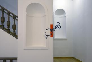 Situace 02, Galerie KonText, Brno, 2014